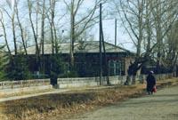Здание Серышевского музея
