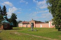 Музей Дом станционного смотрителя и часовня Космы и Домиана