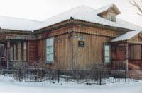 Общий вид здания музея