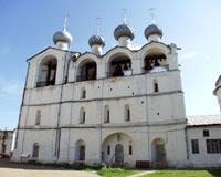Звонница. Государственный музей-заповедник Ростовский Кремль
