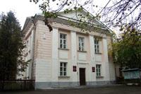 Здание музея (фонды, библиотека, администрация)