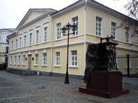 Подольский краеведческий музей. Главный дом присутственных мест