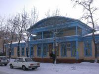 Вид здания музея