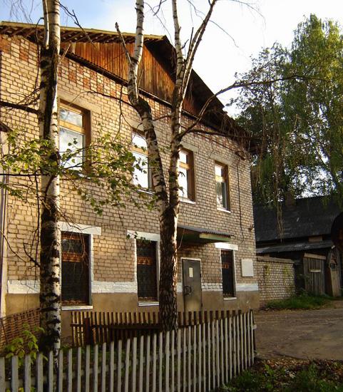 Здания и сооружения: Карагайский краеведческий музей