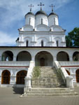 Церковь Преображения в усадьбе Вяземы