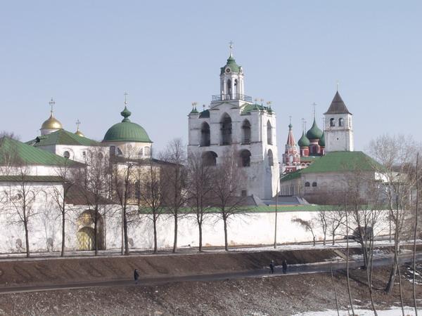 Здания и сооружения: Ярославский музей-заповедник
