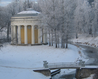В Павловске закончена реставрация Храма Дружбы