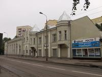 Фасад здания Центрального Дома авиации и космонавтики