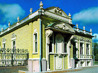 Тюменский областной краеведческий музей имени И.Я.Словцова