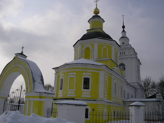 Здания и сооружения: Рузский музей