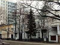 Фасады зданий Ставропольского музея изобразительных искусств