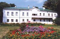 Здания и сооружения: Дом Л.Н. Толстого