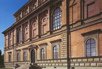 Лео фон Кленце. Старая Пикакотека, 1826 - 1836. Мюнхен