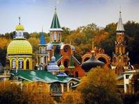 Ильдар Ханов. Вселенский храм (фото с выставки «Ракурсы»)
