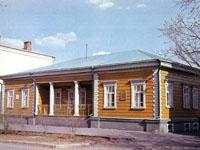 Дом-музей декабристов - филиал Государственного казенного учреждения Курганский  областной  краеведческий  музей