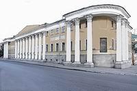 Здание Саратовского областного музея краеведения