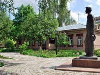 Музей писем  А.П. Чехова  (Почтово-телеграфное отделение ст.  Лопасня)